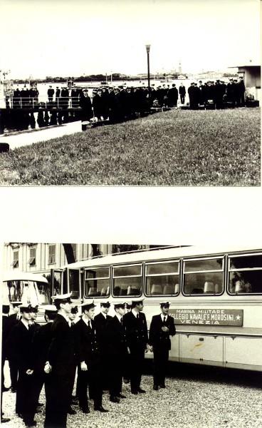 Crociera del 1974: PARTENZA da Venezia !