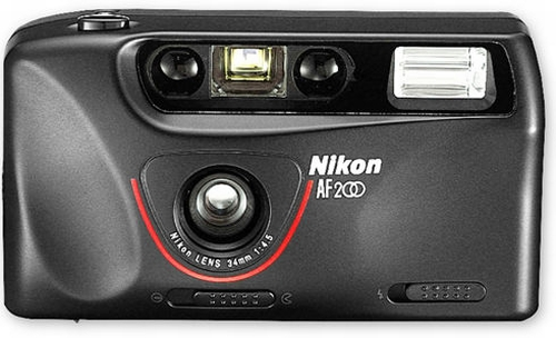 Wide-angle 35 Cameras fixed lense