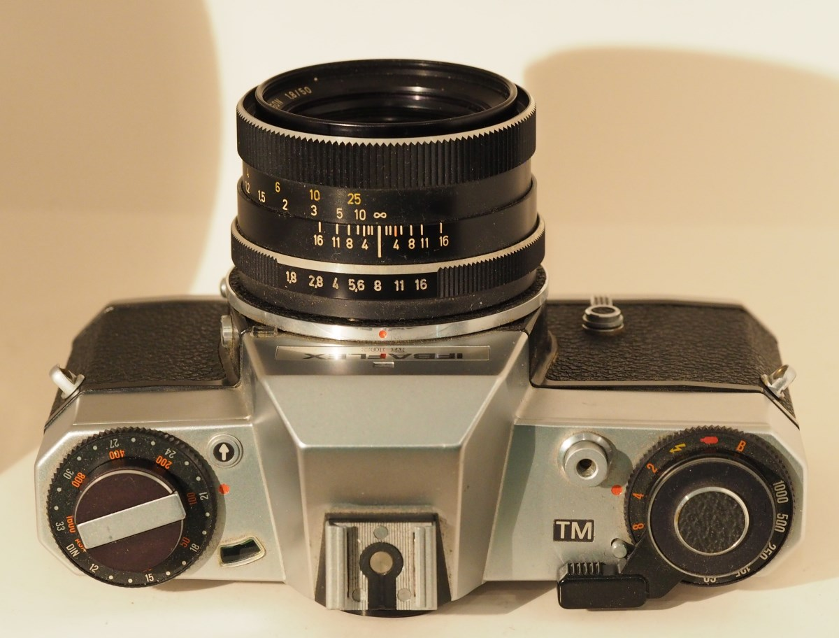 Rolleiflex SL Cameras Pictures Made With Voigtlander