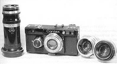Zeiss Contaflex Twin Lens Reflex Camera